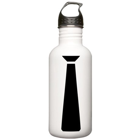 tie_2010 Stainless Water Bottle 1.0L