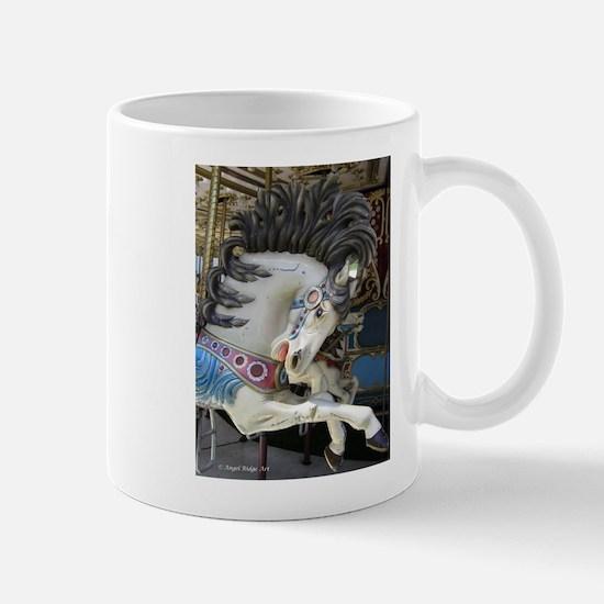 Carousel Horse Mug
