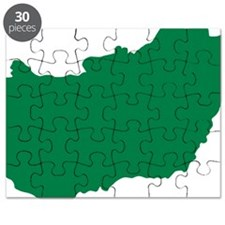 hungary_map Puzzle