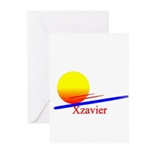 Xzavier Greeting Cards (Pk of 10)