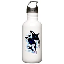Orca Family Trans Water Bottle