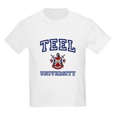 TEEL University Kids T-Shirt