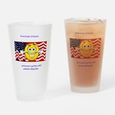 2-guilty Drinking Glass