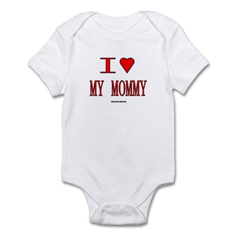 The Valentine's Day 7 Shop Infant Bodysuit