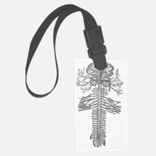 ramifications of nerves Luggage Tag