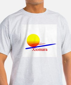 Xiomara Ash Grey T-Shirt