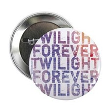 """twilight forever watercolor by twidad 2.25"""" Button"""