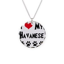 I-Love-My-Havanese Necklace