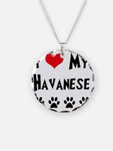 I-Love-My-Havanese Necklace