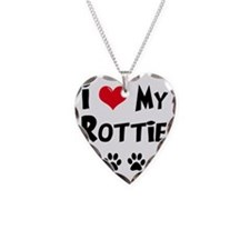 I-Love-My-Rottie Necklace