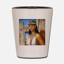 amarna reworked square Shot Glass