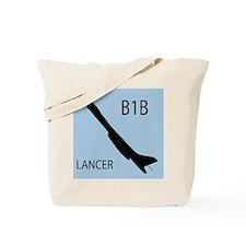 (15) B1 Silhouette 2 Tote Bag