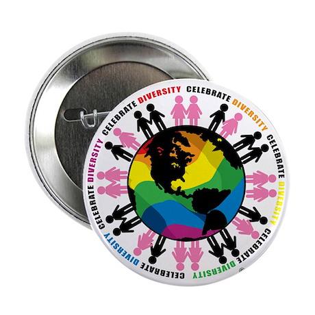 "Diversity-LGBT 2.25"" Button"