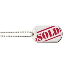 sold Dog Tags