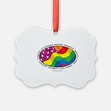 LGBT-Flag Ornament