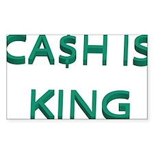 cash Decal