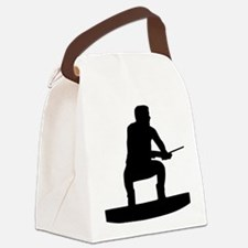 wakeboarder Canvas Lunch Bag