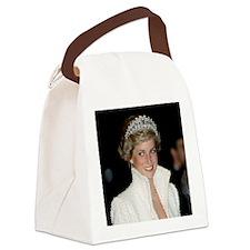 Princess Diana Hong Kong Canvas Lunch Bag