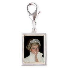 Princess Diana Hong Kong Silver Portrait Charm