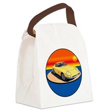 275GTBIsle-C3 Canvas Lunch Bag