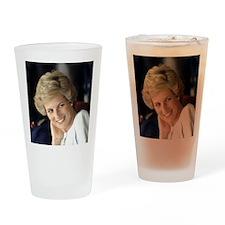 Princess Diana Nigeria Drinking Glass