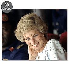 Princess Diana Nigeria Puzzle