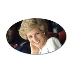 Princess Diana Nigeria Wall Decal