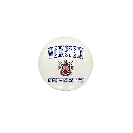 WEINSTEIN University Mini Button