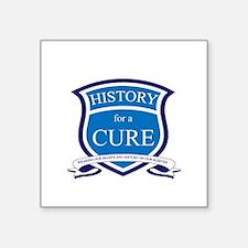 "calvin COOLIDGE 30 TRUMAN d Square Sticker 3"" x 3"""