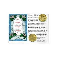 HUMILITY 5'x7'Area Rug