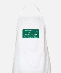 Welcome to New York - USA BBQ Apron