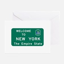 Welcome to New York - USA Greeting Cards (Package
