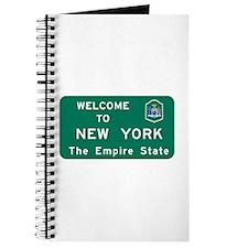 Welcome to New York - USA Journal