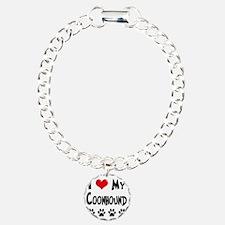 I-Love-My-Coonhound Bracelet