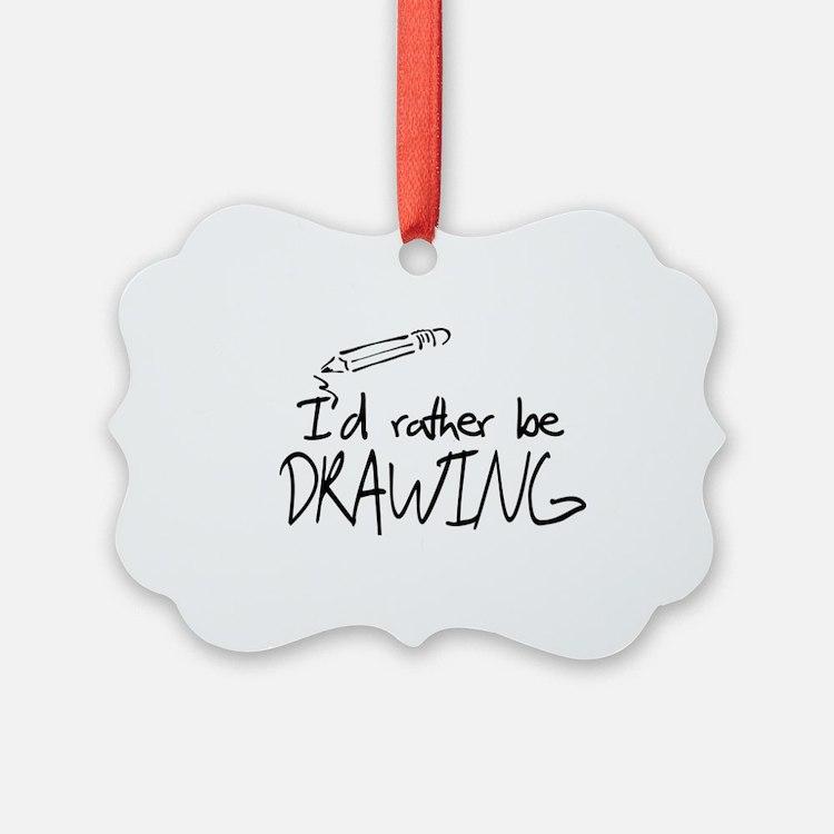 drawing Ornament