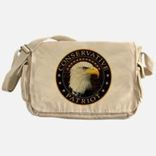 Conservative Patriot 2 Messenger Bag