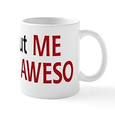 WithoutME Mug