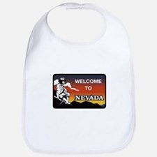Welcome to Nevada - USA Bib