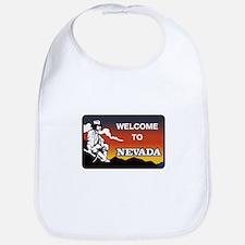 Welcome to Nevada - USA Bib