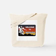 Welcome to Nevada - USA Tote Bag
