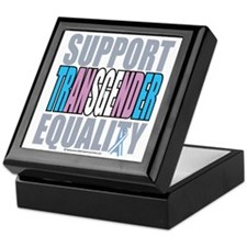 Support-Transgender-Equality Keepsake Box