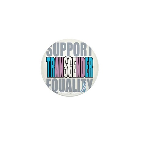 Support-Transgender-Equality Mini Button