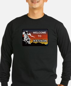 Welcome to Nevada - USA T