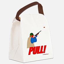 shotgun sports 4 Canvas Lunch Bag