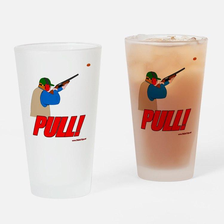 shotgun sports 4 Drinking Glass