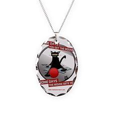 Cat Life 3C WHITE Necklace
