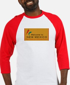 Welcome to New Mexico - USA Baseball Jersey