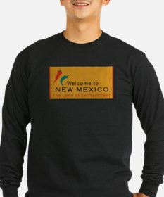 Welcome to New Mexico - USA T