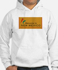 Welcome to New Mexico - USA Hoodie