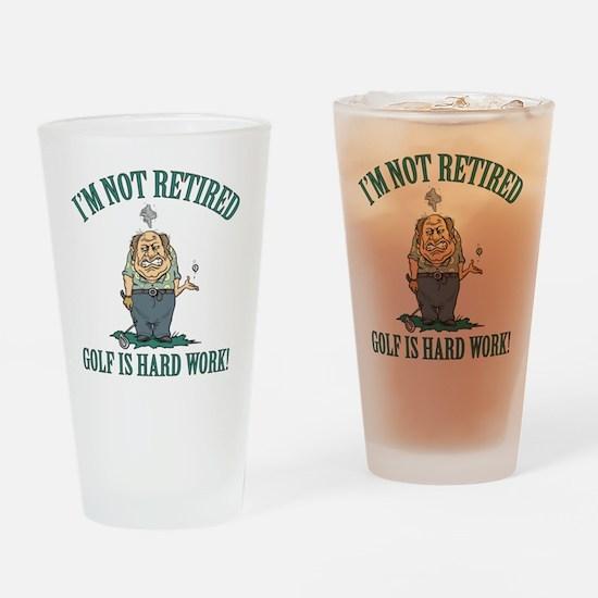 R-Golf_Work Drinking Glass